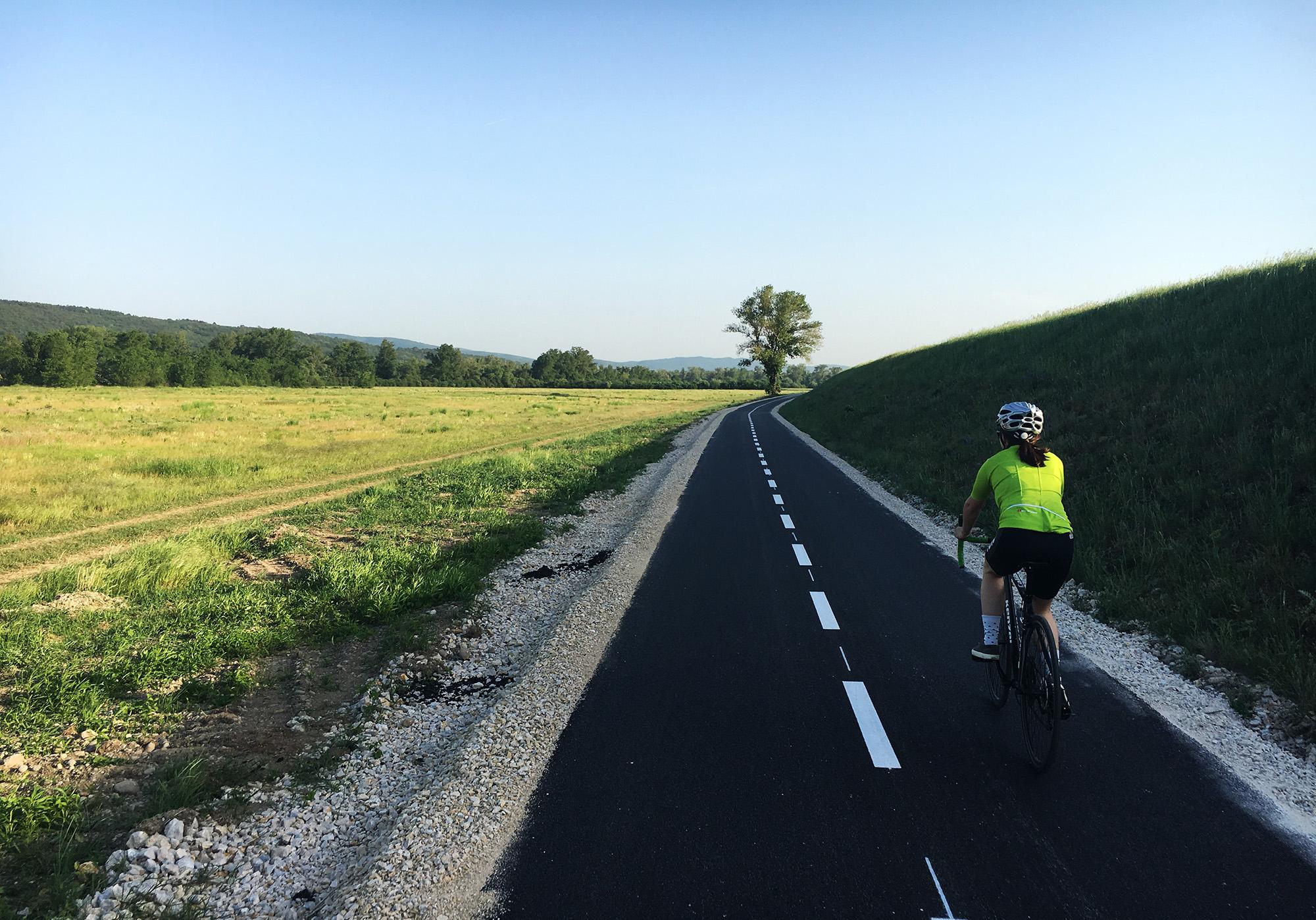 431acccad Otvoria vážsku cyklotrasu medzi Hornou Stredou a Novým Mestom nad Váhom –  Biker.sk